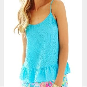 Lilly Pulitzer Coral Tank
